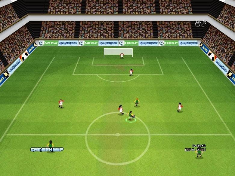 Футбол - Чемпионы 3D