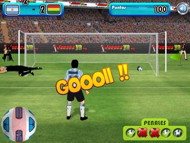 Футбол Америка Аргентина 2011