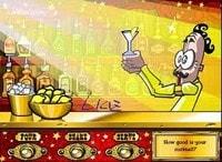 Розыгрыш бармена