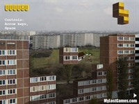 Тетрис - Строим дом