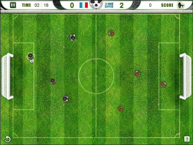 Виртуальный Кубок Мира по Футболу 2010
