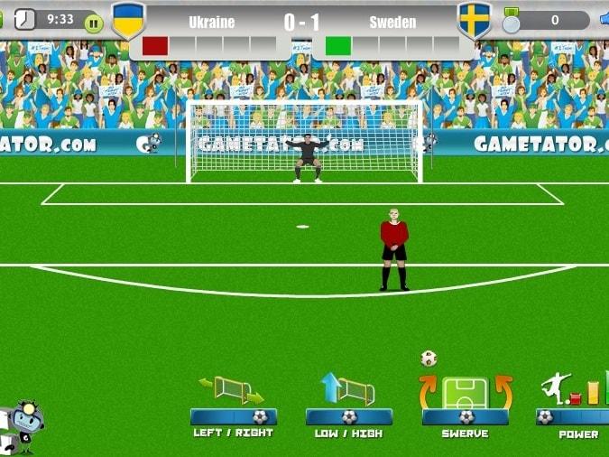 Евро-2012 - Свободный удар