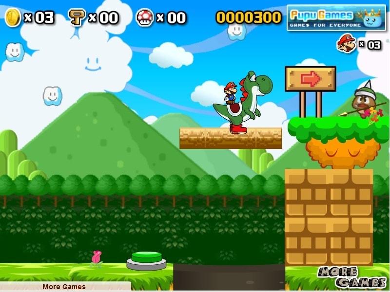 Приключения Марио и Йоши 2