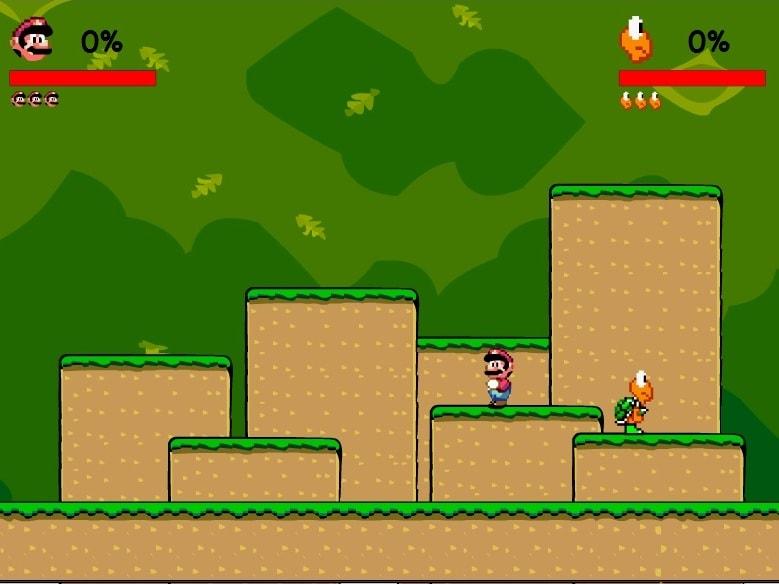 Супер Марио Мир Х