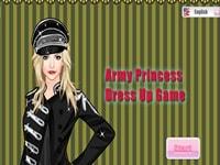 Принцесса в армии