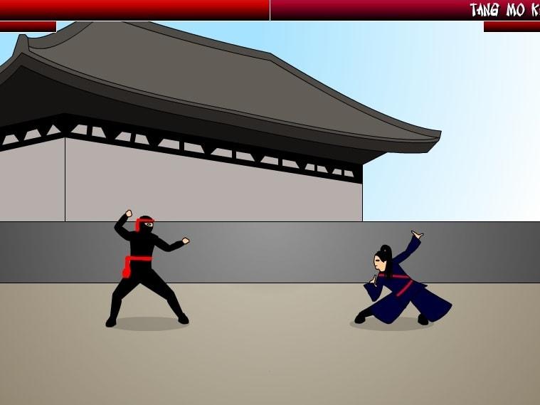 Кулак дракона 2 - Сражение за клинок
