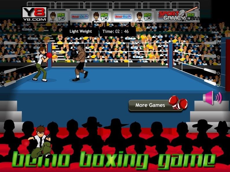 Бен 10 - Бокс