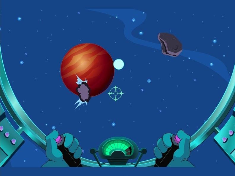 Дак Доджерс - 8 планета от Марса: Миссия 2