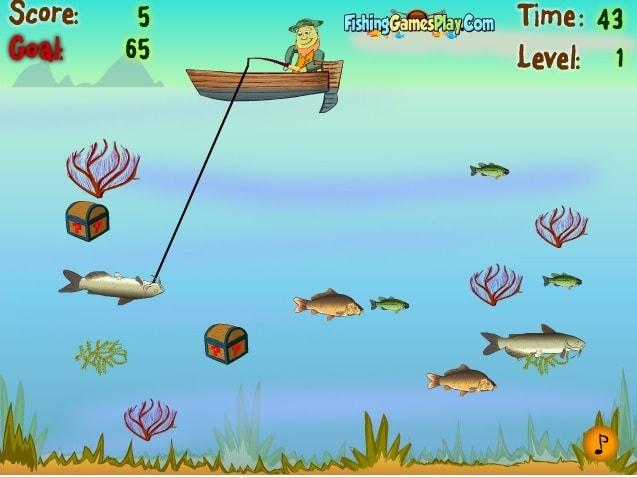 Счастливый рыбак