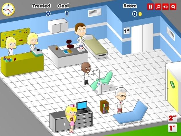 Frenzy больница