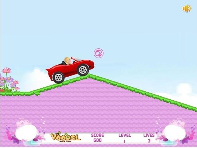 Барби и автомобиль