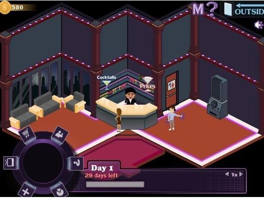 Ночной клуб Tycoon