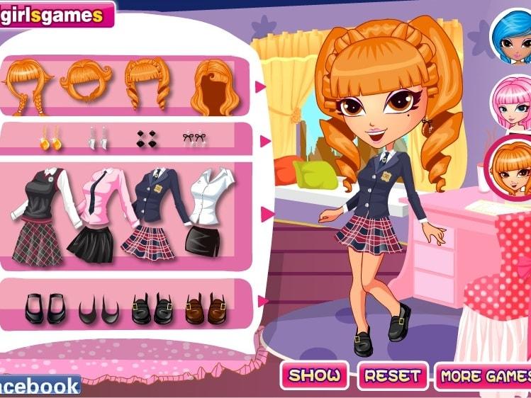 Самые Модные Девчонки в Школе