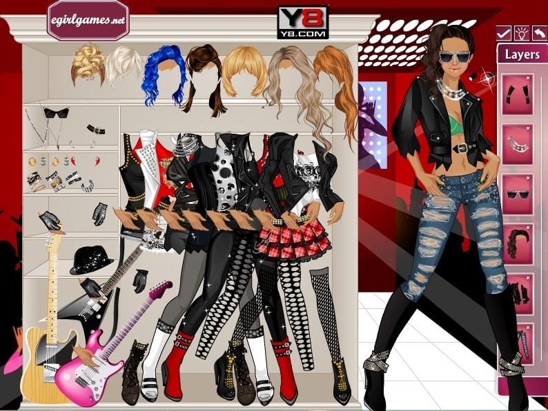 Рок и мода