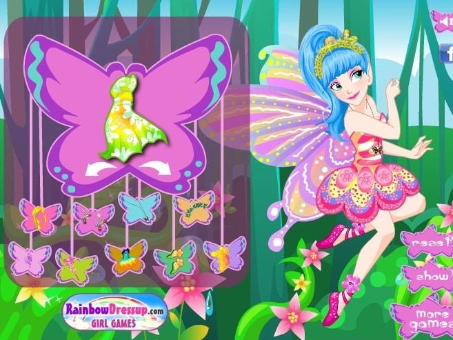 Волшебница-бабочка