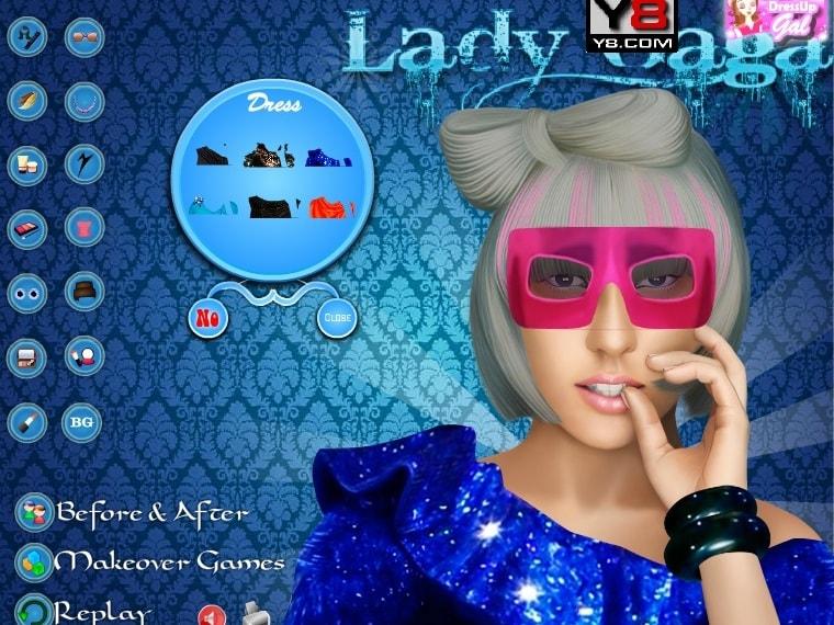 Повелительница Gaga