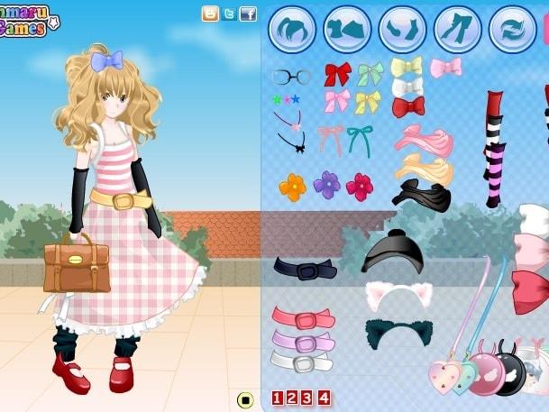 Одевалки барби барби игры для девочек
