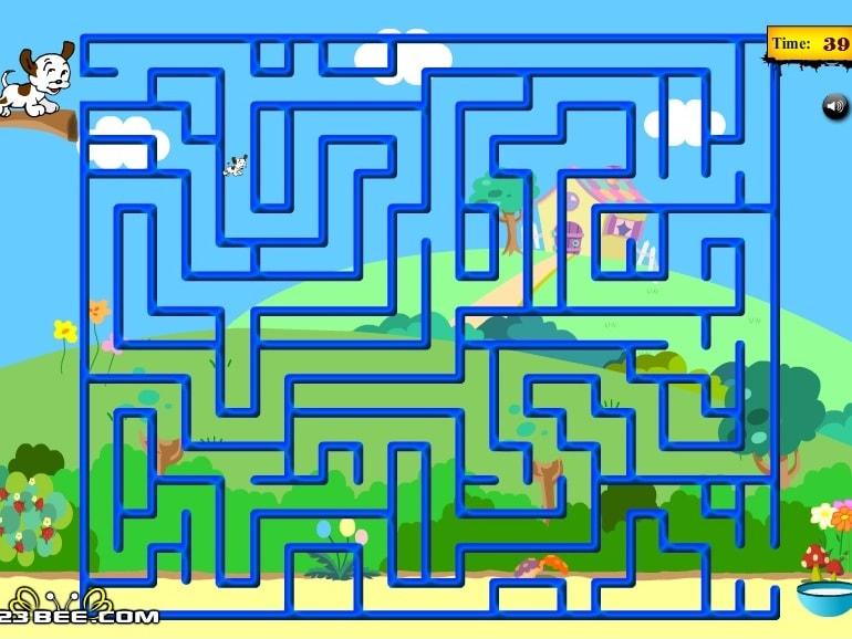 Игры С Лабиринтом