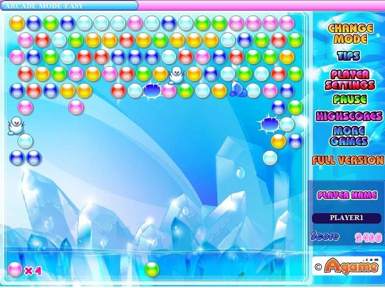 Элементы пузыря