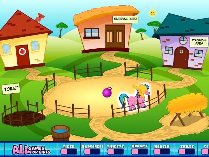 Лошадиная ферма