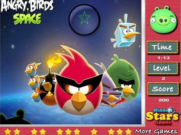 Злые птицы - Скрытые Звезды