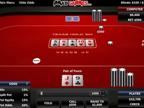 Техасский Ходем Покер