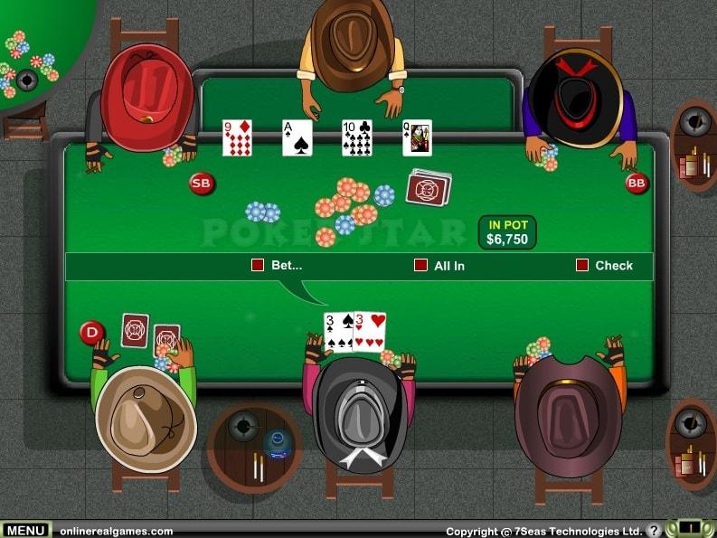 Звезда покера