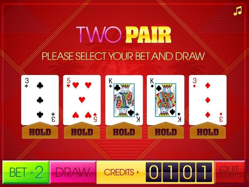 Видео- покер