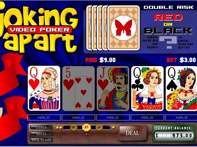 Покер шутника