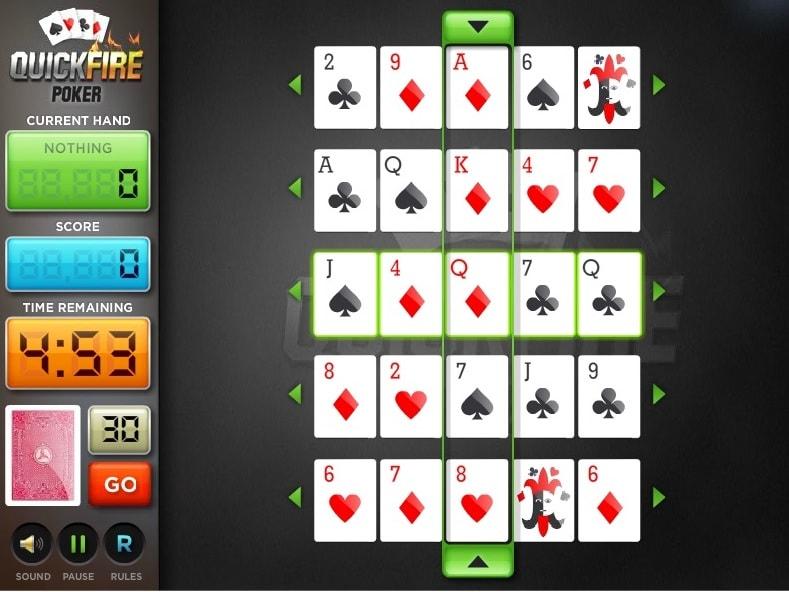 Быстрый покер