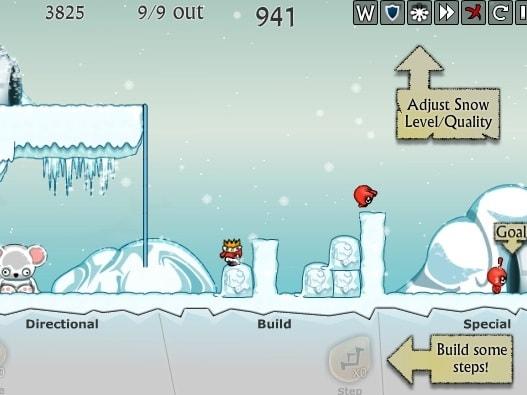 Дибблсы 2: Зимнее горе