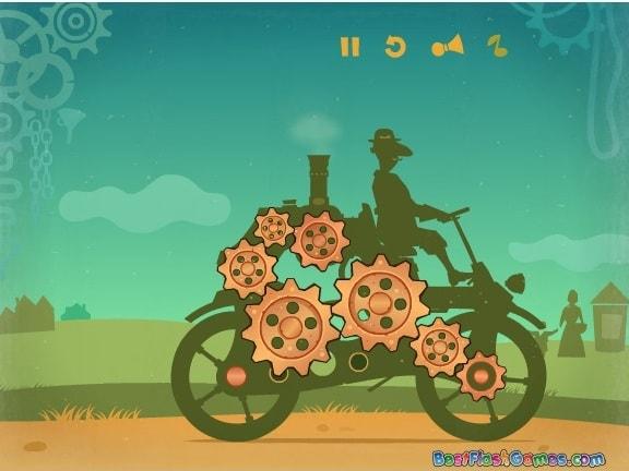 Механик Том