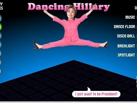 Танцы Hillary
