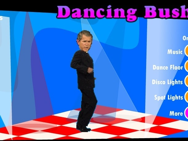 Танцы Bush