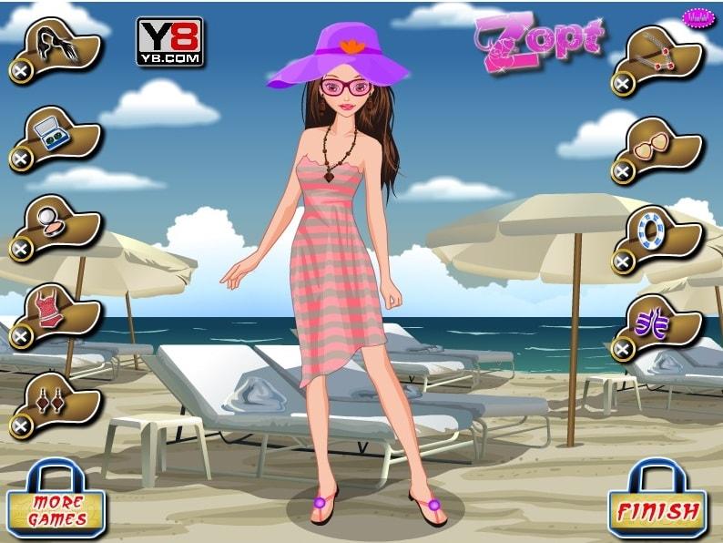 Пляжная мода Майями