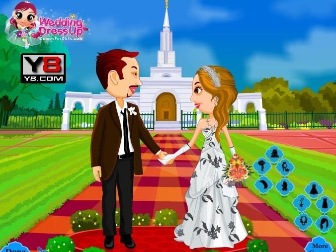 Калифорнийская свадьба