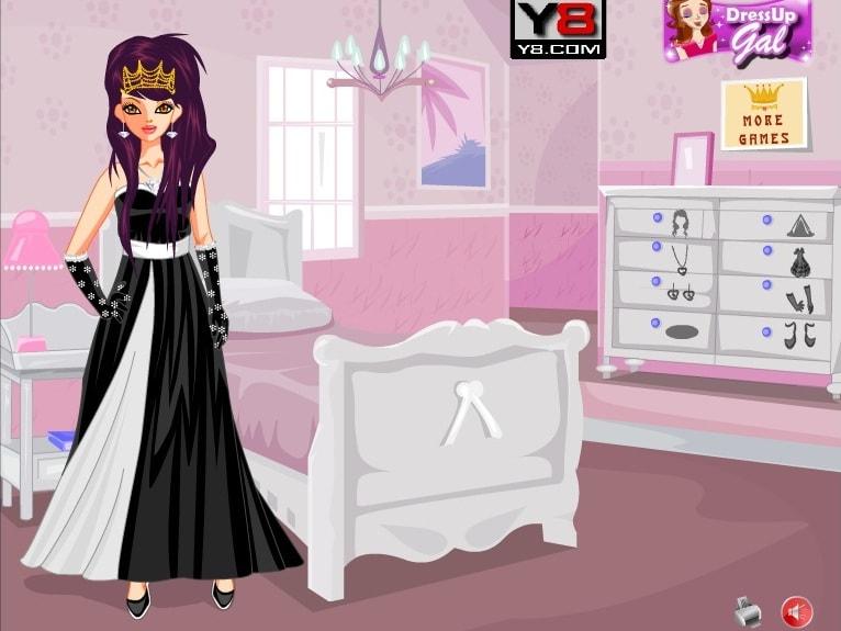 Эмо принцесса