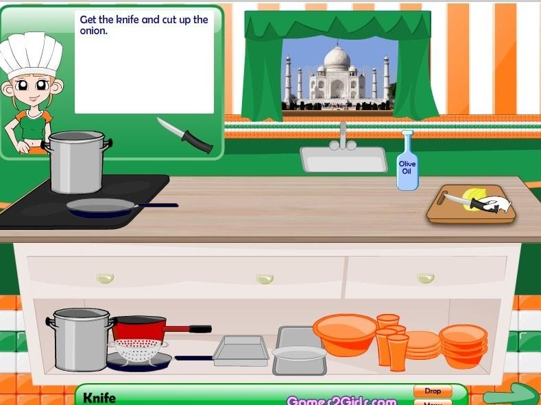 Шеф-повар мира: Индия