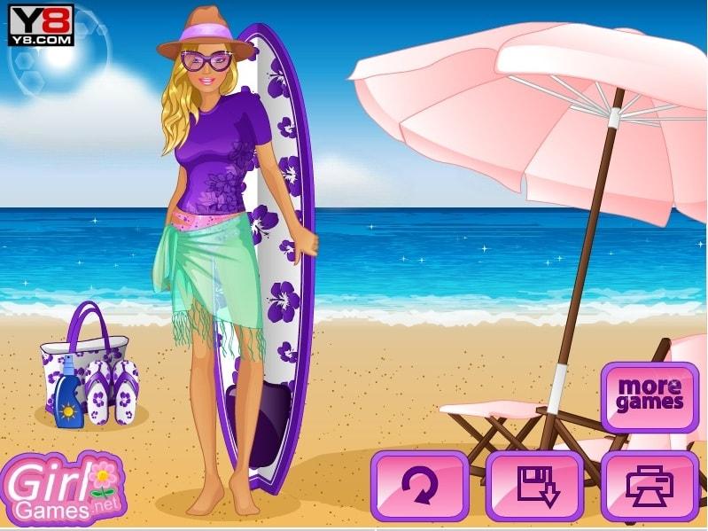 Барби Серфинг