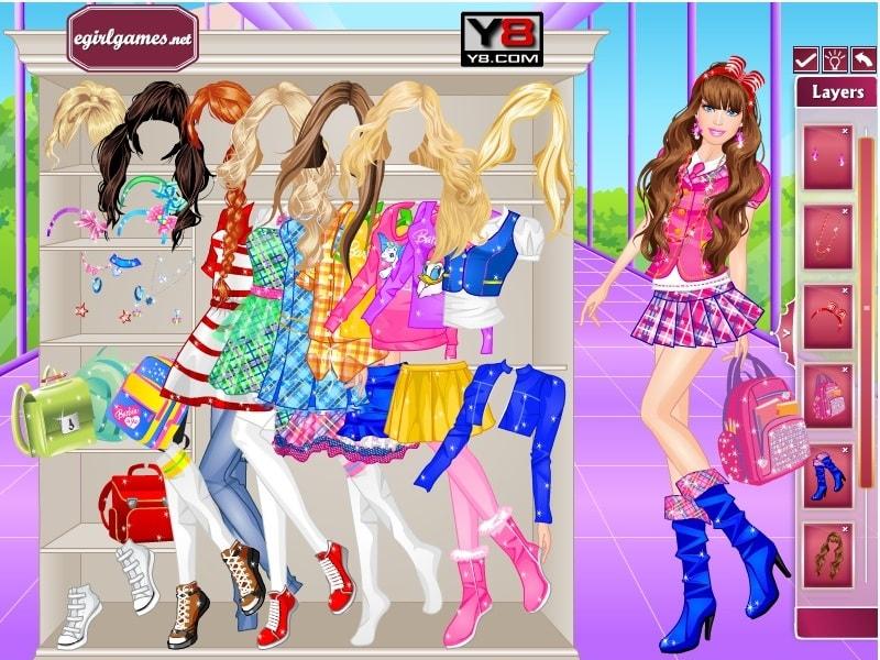 Барби игры для девочек