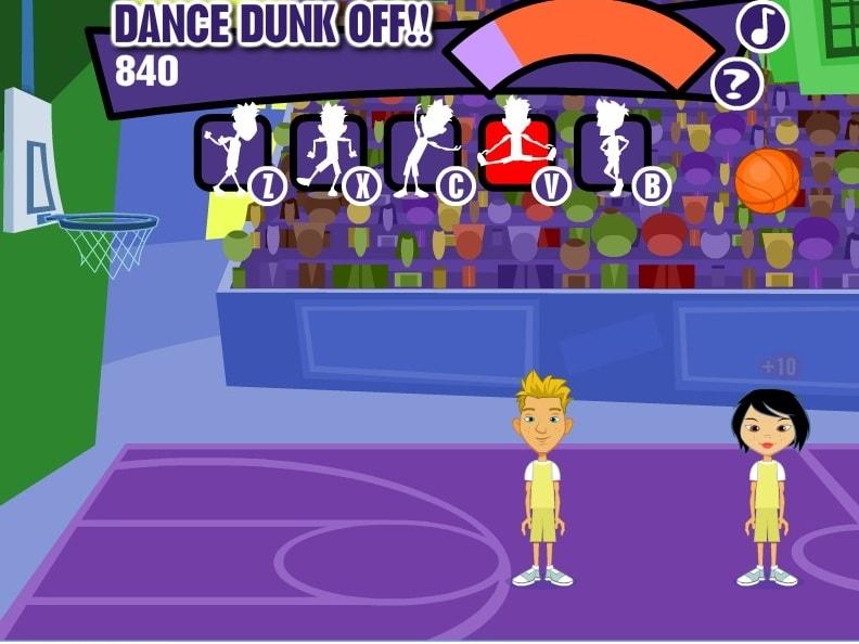 Танцы Данк