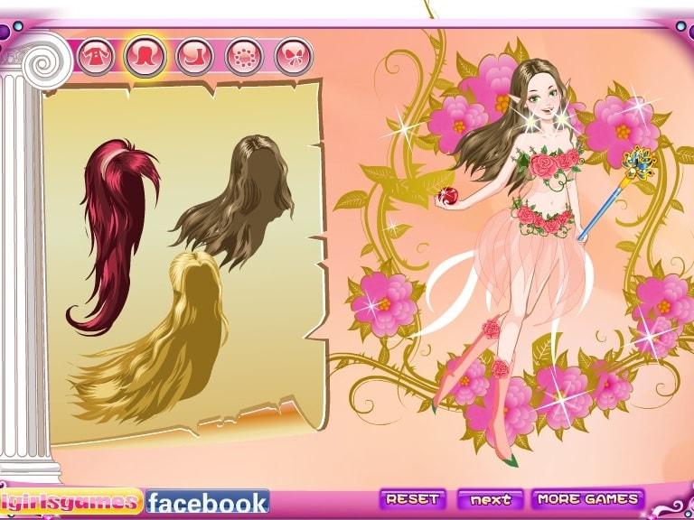 Цветы принцессы