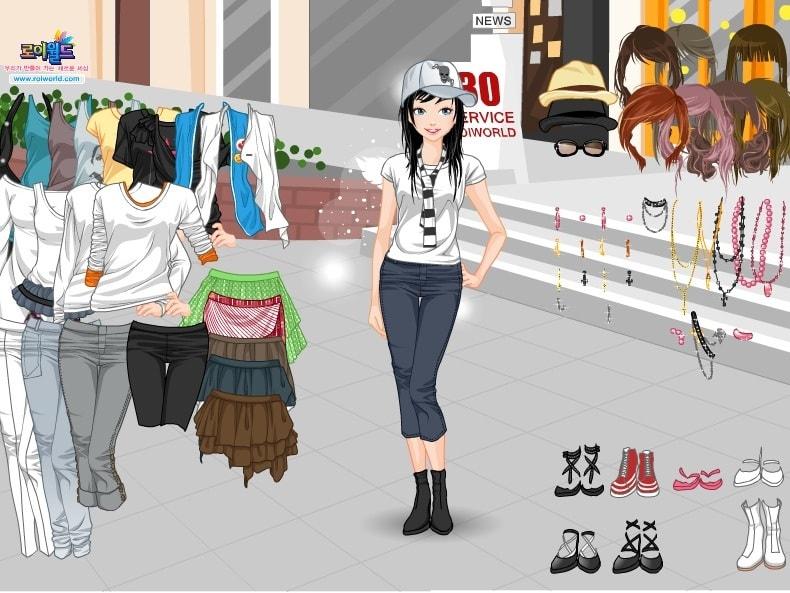 Повседневная мода
