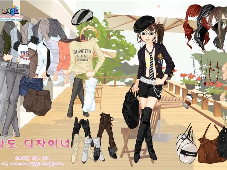 Студенческая мода для девочек