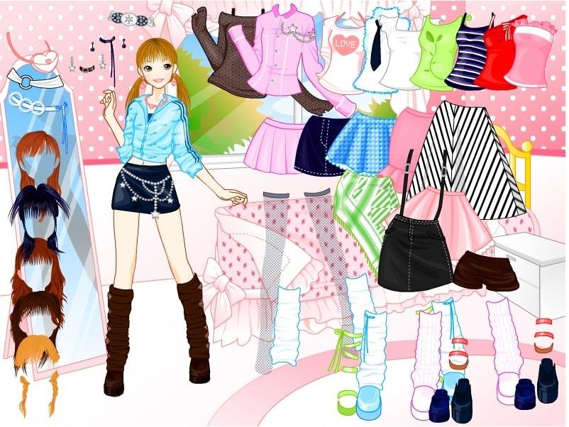 Подросток Мода