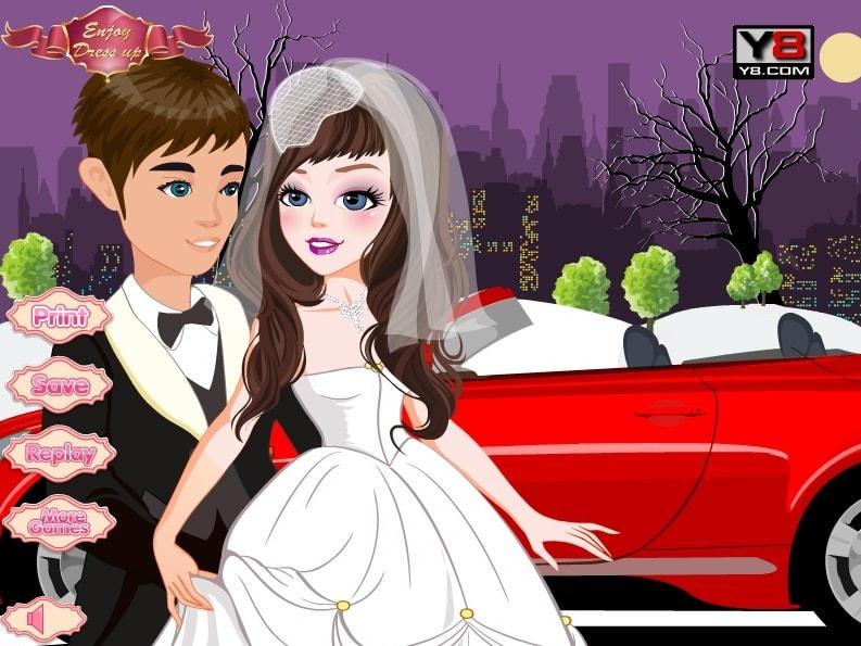Свадьба в Центральном парке
