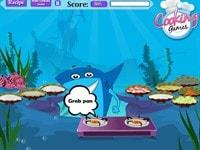 Суши от акуленка
