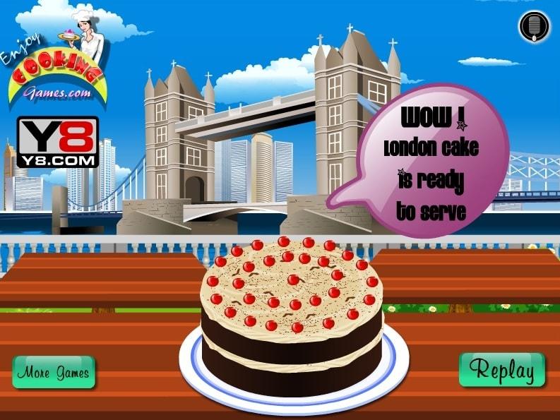 Торт Лондон