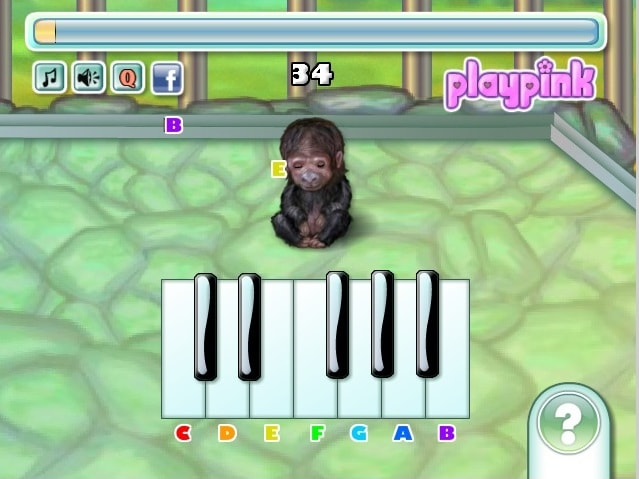 Моя смешная обезьянка