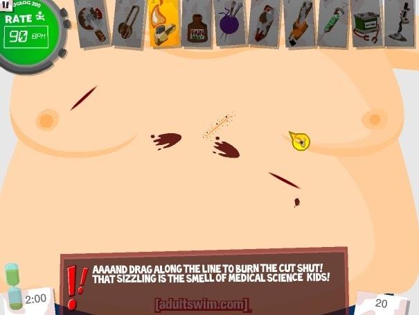 Хирург - любитель 2